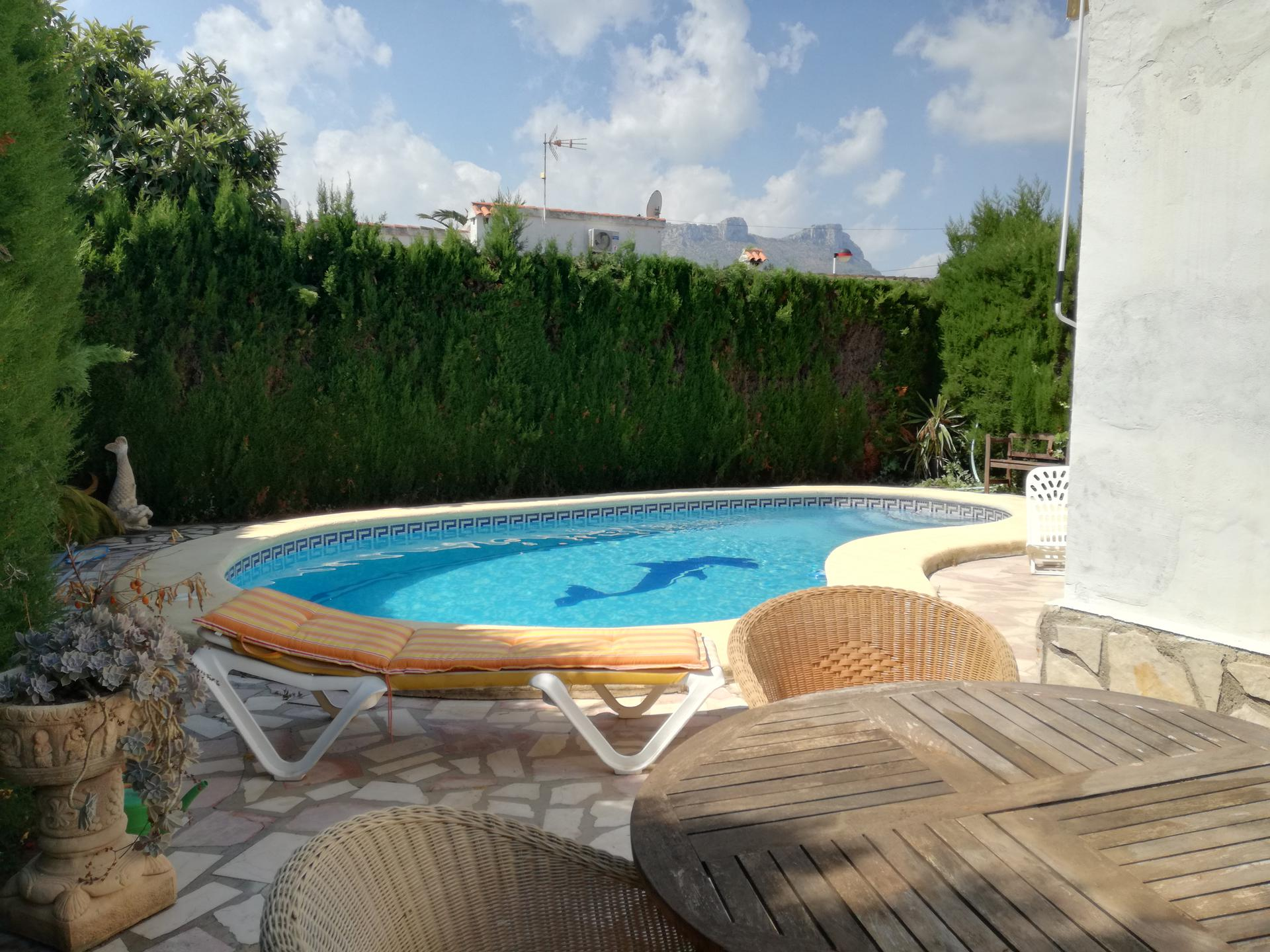 Villa -                                       Els Poblets -                                       2 Schlafzimmer -                                       6 Personen