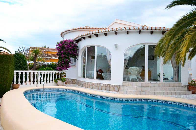 Villa -                                       Els Poblets -                                       2 Schlafzimmer -                                       4 Personen