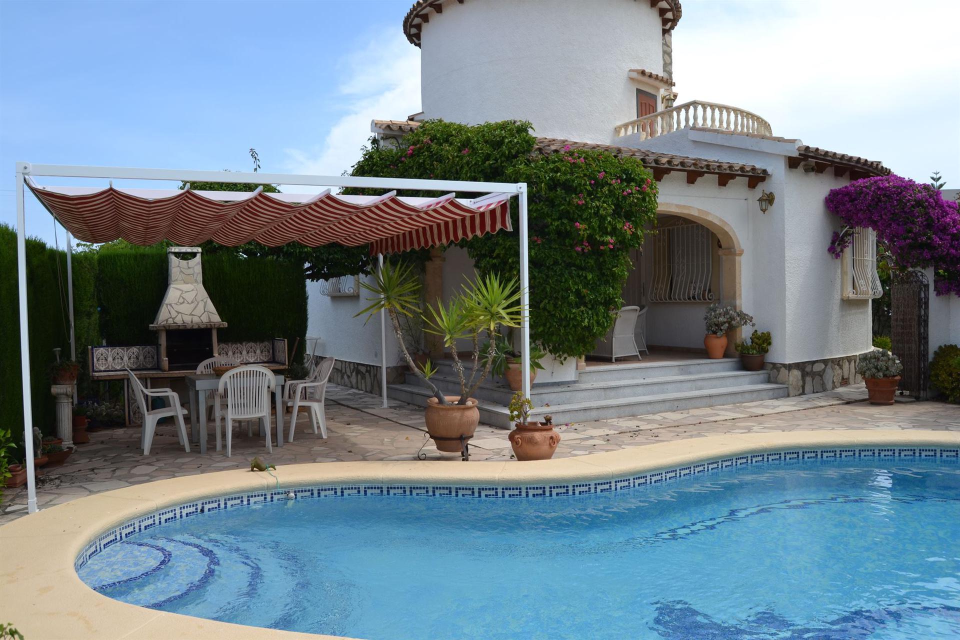 Villa -                                       Els Poblets -                                       2 Schlafzimmer -                                       5 Personen