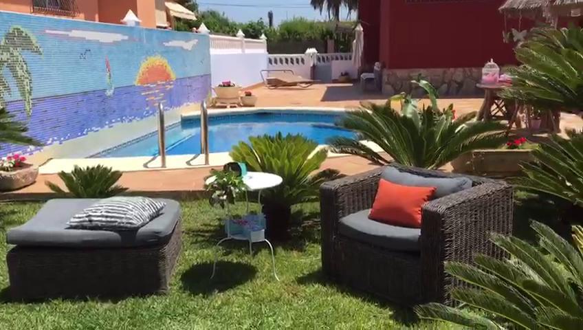 Villa -                                       Els Poblets -                                       3 Schlafzimmer -                                       7 Personen